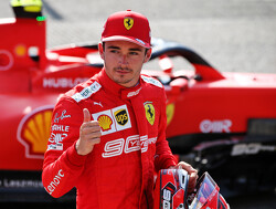 Qualifying: Leclerc storms to pole at Spa
