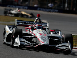 Portland GP: Power wins as Dixon hits issues