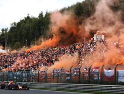 Toeschouwers absoluut niet welkom in Spa-Francorchamps
