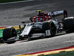 Alfa Romeo toont nieuwe, eenmalige kleurstelling voor Italiaanse Grand Prix