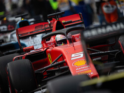 Vettel could only 'serve the team' after first stint