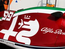 Alfa Romeo unveils special Italian GP livery