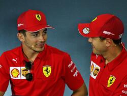 Vettel niet verrast dat Leclerc sterk presteert in eerste Ferrari-seizoen