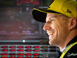 Hulkenberg: Something had to give at Renault