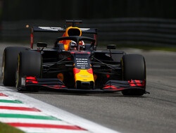 Midfield 'almost stood still' at the start - Verstappen