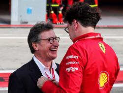 Directeur Ferrari steunt teambaas Mattia Binotto