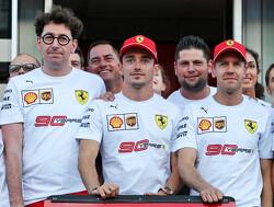 Binotto: Ferrari is 'getting used' to Vettel/Leclerc rivalry