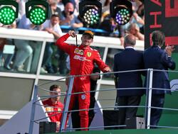 """Leclerc: """"Zege op Monza deed mij beseffen wat Ferrari-coureur zijn betekent"""""""