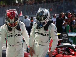 """Bottas niet bezig met achterstand in kampioenschap: """"Bekijk het per race"""""""