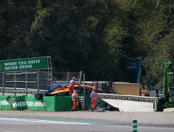 Peroni eyeing return to F3 grid following horror Monza crash
