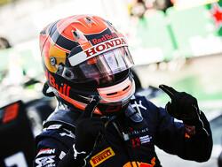 F3 race winner Yuki Tsunoda receives promotion to F2 with Carlin