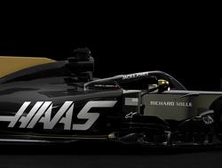 Haas F1 deelt eerste foto van livery zonder Rich Energy-logo's