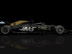 Haas to use revised black and gold livery for remainder of 2019