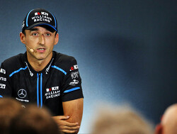 Kubica's strength and determination an 'inspiration'