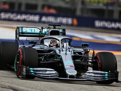 FP2: Hamilton on top ahead of Verstappen