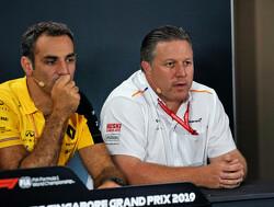 """Abiteboul: """"Renault wilde intensiever gaan samenwerken met McLaren"""""""