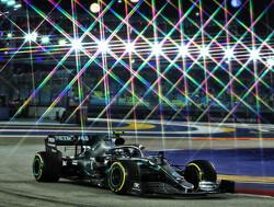 Mercedes verklaart waarom Bottas moest inhouden voor pitstop Hamilton