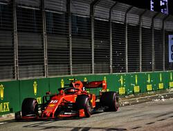 FP3: Leclerc fastest ahead of Hamilton