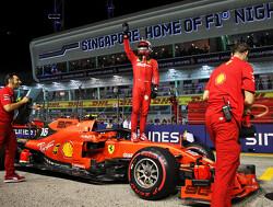 Leclerc hails Ferrari upgrade following 'surprise' Singapore pole
