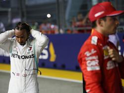 Hamilton unsure where Ferrari's pace advantage has come from