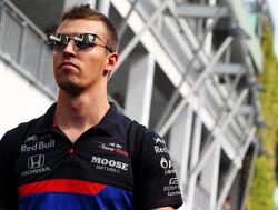 """Daniil Kvyat duidelijk: """"Kimi Raikkonen stuurde in alsof ik er niet zat"""""""