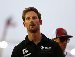 Haas to work with Grosjean to avoid loss of points