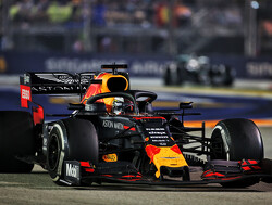 Verstappen: Singapore result 'not good enough' for Red Bull