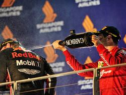 """Max Verstappen: """"Sebastian Vettel heeft zege deels aan mij te danken"""""""