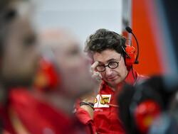 "Mattia Binotto: ""Concurrentie overdrijft over de Ferrari-motor"""