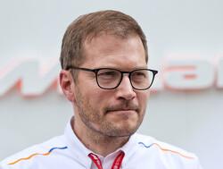 'Eigen krachtbron produceren nooit een optie geweest voor McLaren'