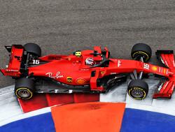 FP3: Leclerc leads Ferrari 1-2 ahead of qualifying