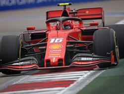 VT3: Leclerc en Vettel bovenaan in laatste oefensessie, Verstappen vijfde
