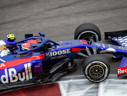 Toro Rosso set for team name change in 2020