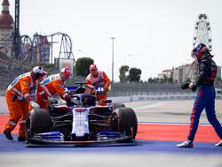 Daniil Kvyat's Grand Prix van Rusland vlog