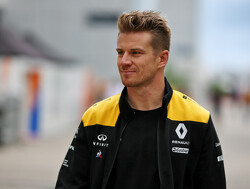 Ex-F1 driver Hulkenberg returns to racing at ADAC GT Masters round
