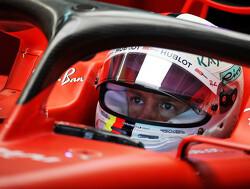 """Sebastian Vettel niet helemaal tevreden met P3: """"Niet gemaximaliseerd"""""""