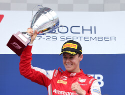 Armstrong graduates to F2 with ART Grand Prix