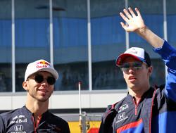Toro Rosso bevestigt Daniil Kvyat en Pierre Gasly voor 2020