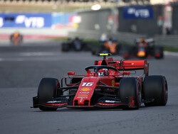 Leclerc defends second pit stop as he feared Verstappen overtake