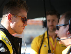 Hulkenberg playing 'patience game' with 2020 plans