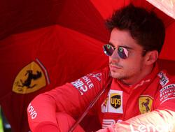 Di Montezemolo zou Leclerc 'stevig aanpakken' om klachten over boordradio