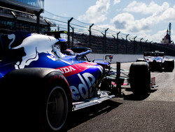 Yamamoto to take part in Japan FP1 with Toro Rosso