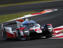 #8 Toyota takes first win of 2019/20 season in Fuji