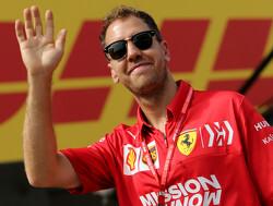 """Sebastian Vettel: """"Onmogelijk te zeggen dat Leclerc mijn beste teamgenoot is"""""""