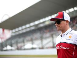 Stoppen F1-races door regen ziet er volgens Raikkonen 'belachelijk' uit