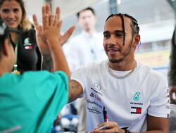 'Effectballen' vertragen contractverlenging Lewis Hamilton