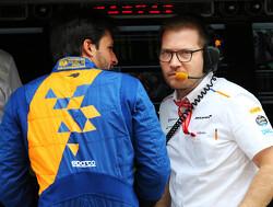 """Teambaas McLaren: """"Gaan 2020 niet opofferen voor 2021"""""""