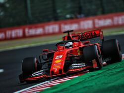 """Vettel uitgelaten na pole: """"Het gevoel is heerlijk, maar het werk is pas half gedaan"""""""