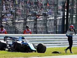 Kubica boos op Williams na verwijderen nieuwe voorvleugel na vrijdag