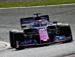 Perez keeps P9 finish following chequered flag blunder